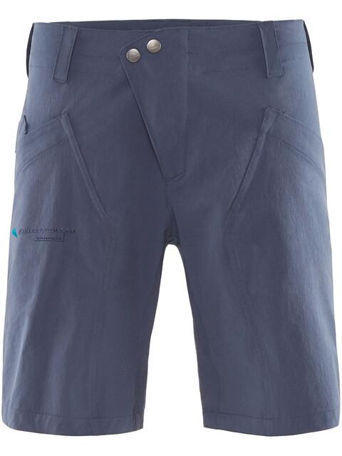Klättermusen M's Vanadis Shorts Storm Blue